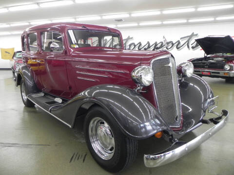 1934 Chevrolet Master Deluxe for sale at 121 Motorsports in Mt. Zion IL