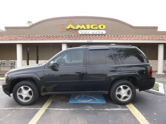 2009 Chevrolet TrailBlazer for sale at AMIGO AUTO SALES in Kingsville TX