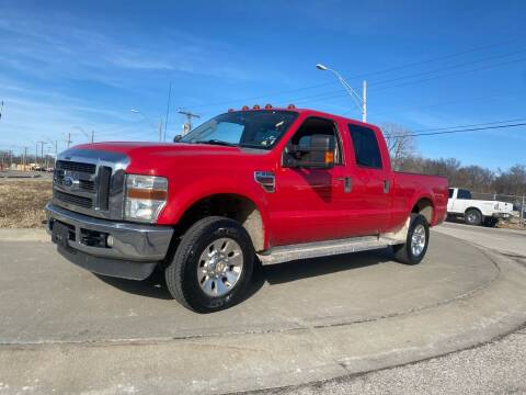 2008 Ford F-350 Super Duty for sale at Xtreme Auto Mart LLC in Kansas City MO