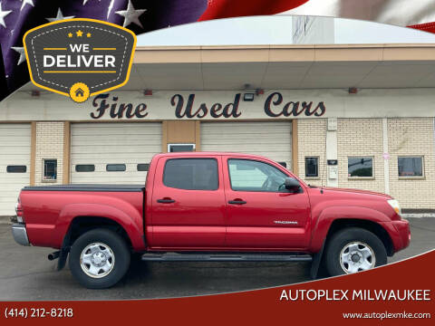 2011 Toyota Tacoma for sale at Autoplex 3 in Milwaukee WI
