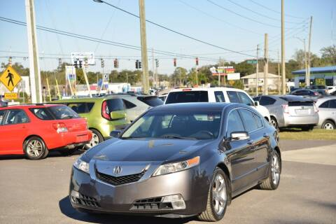 2010 Acura TL for sale at Motor Car Concepts II - Kirkman Location in Orlando FL