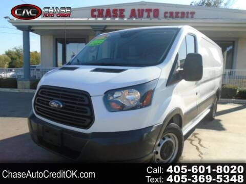2016 Ford Transit Cargo for sale at Chase Auto Credit in Oklahoma City OK