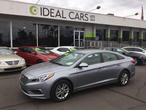 2017 Hyundai Sonata for sale at Ideal Cars Apache Junction in Apache Junction AZ