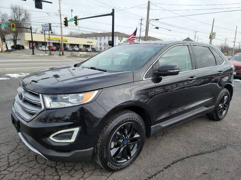 2016 Ford Edge for sale at Shaddai Auto Sales in Whitehall OH