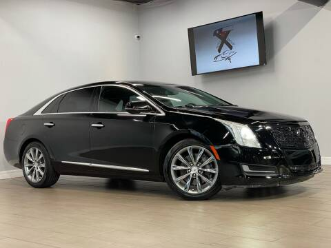 2013 Cadillac XTS for sale at TX Auto Group in Houston TX