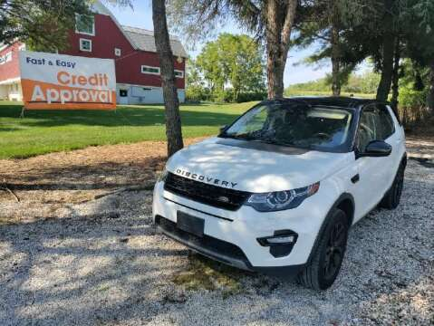 2017 Land Rover Discovery Sport for sale at Caulfields Family Auto Sales in Bath PA