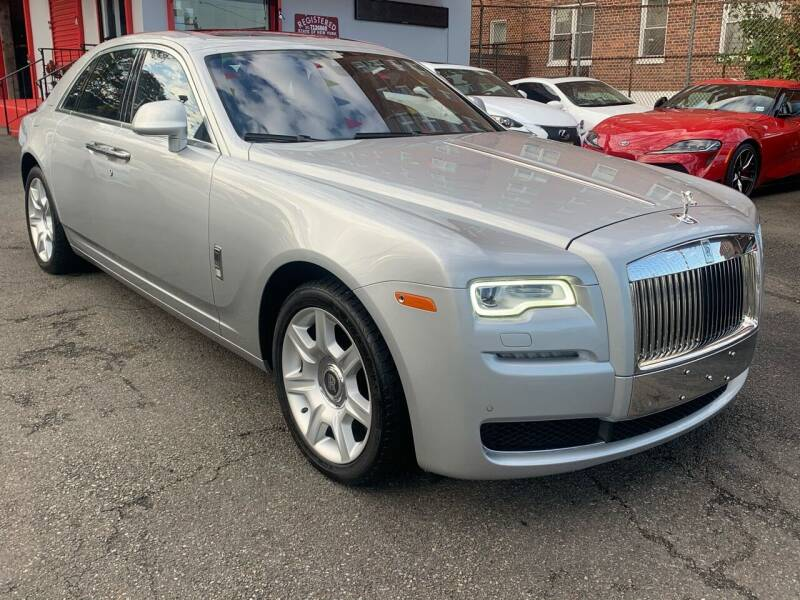 2015 Rolls-Royce Ghost for sale at LIBERTY AUTOLAND INC - LIBERTY AUTOLAND II INC in Queens Villiage NY