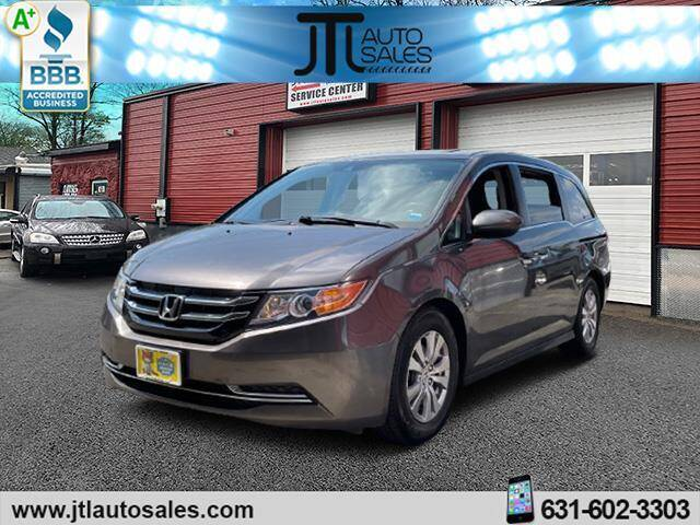2014 Honda Odyssey for sale at JTL Auto Inc in Selden NY