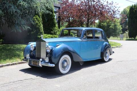 1952 Rolls-Royce Silver Dawn for sale at Gullwing Motor Cars Inc in Astoria NY