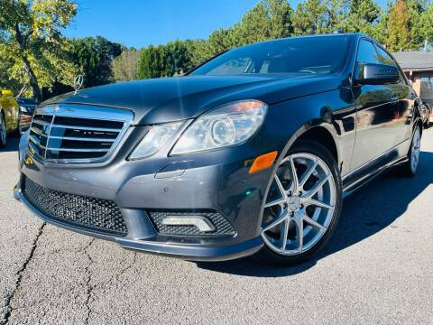 2010 Mercedes-Benz E-Class for sale at Classic Luxury Motors in Buford GA