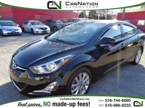 2016 Hyundai Elantra for sale at CarNation AUTOBUYERS, Inc. in Rockville Centre NY