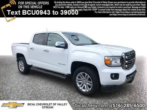 2018 GMC Canyon for sale at BICAL CHEVROLET in Valley Stream NY