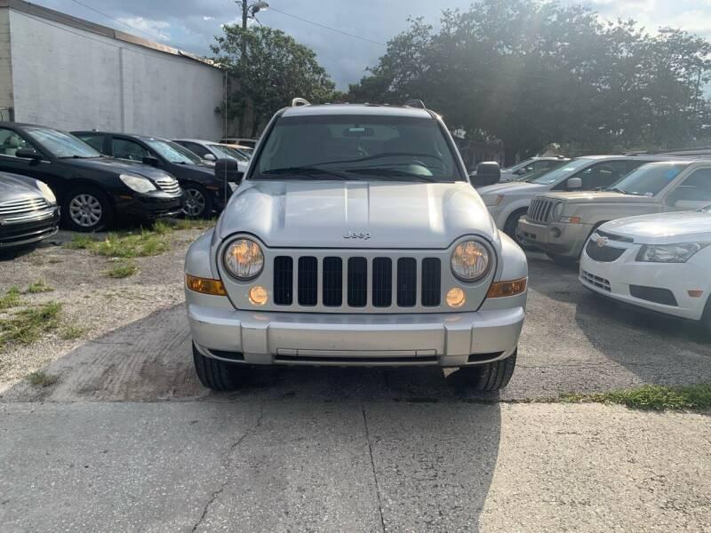 2006 Jeep Liberty for sale at DAVINA AUTO SALES in Orlando FL