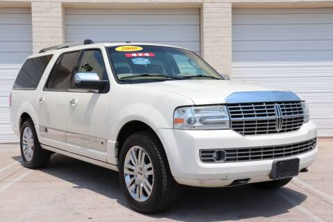 2008 Lincoln Navigator L for sale at MG Motors in Tucson AZ