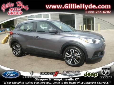2019 Nissan Kicks for sale at Gillie Hyde Auto Group in Glasgow KY