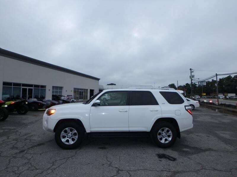2018 Toyota 4Runner for sale in Virginia Beach, VA