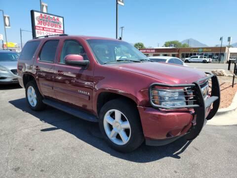 2008 Chevrolet Tahoe for sale at ATLAS MOTORS INC in Salt Lake City UT
