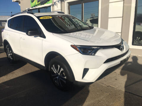 2016 Toyota RAV4 for sale at MARIETTA MOTORS LLC in Marietta OH