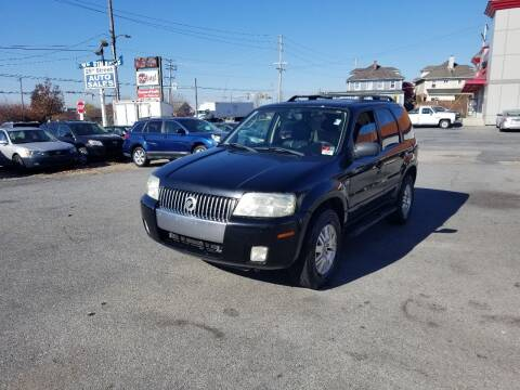 2006 Mercury Mariner for sale at 25TH STREET AUTO SALES in Easton PA