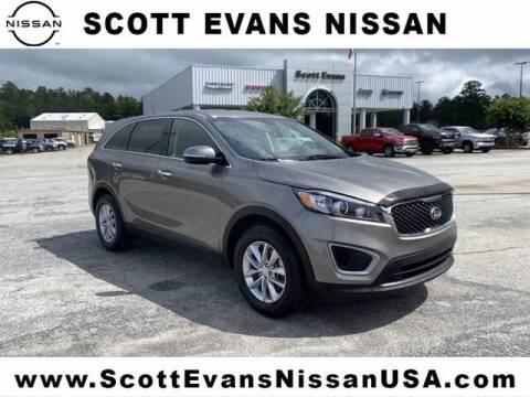2018 Kia Sorento for sale at Scott Evans Nissan in Carrollton GA