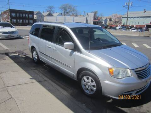2011 Chrysler Town and Country for sale at Cali Auto Sales Inc. in Elizabeth NJ