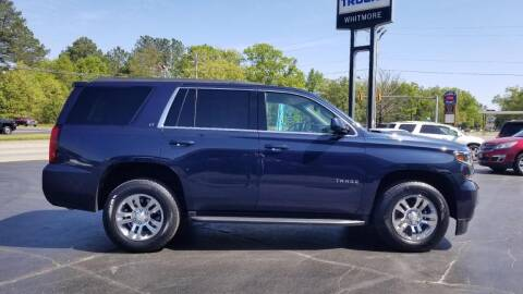 2018 Chevrolet Tahoe for sale at Whitmore Chevrolet in West Point VA