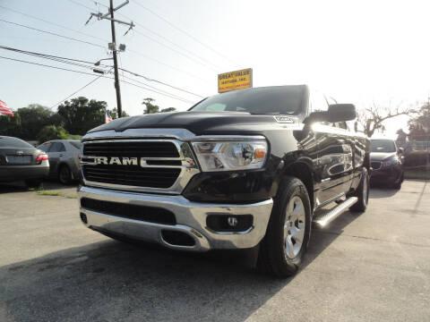 2019 RAM Ram Pickup 1500 for sale at GREAT VALUE MOTORS in Jacksonville FL