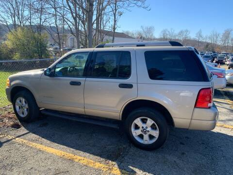 2005 Ford Explorer for sale at Martino Motors in Pittsburgh PA