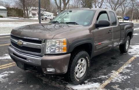 2007 Chevrolet Silverado 1500 for sale at Select Auto Brokers in Webster NY
