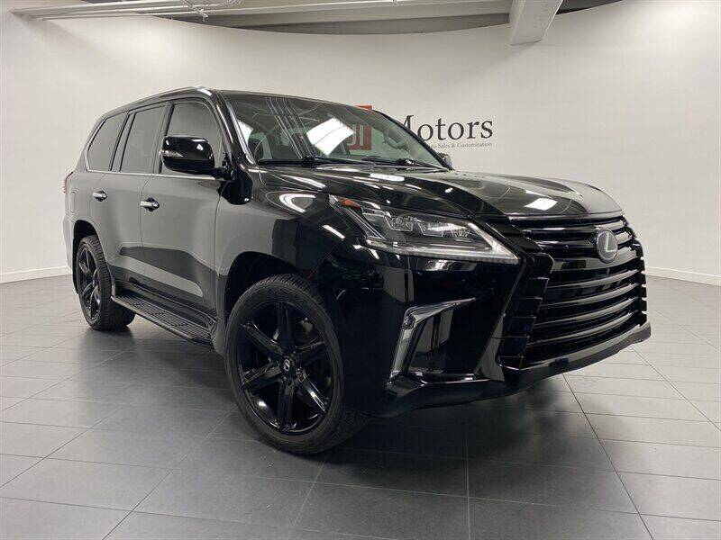 2016 Lexus LX 570 for sale at 101 MOTORS in Tempe AZ