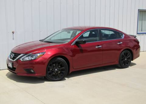 2017 Nissan Altima for sale at Lyman Auto in Griswold IA