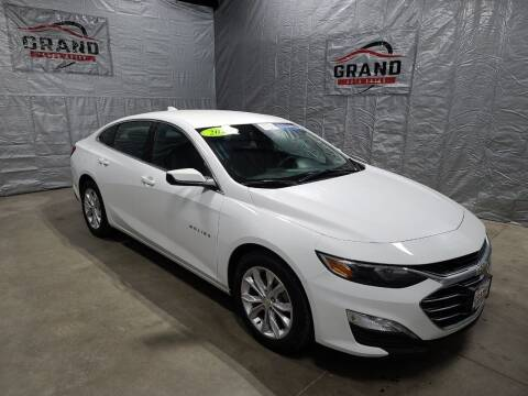 2020 Chevrolet Malibu for sale at GRAND AUTO SALES in Grand Island NE