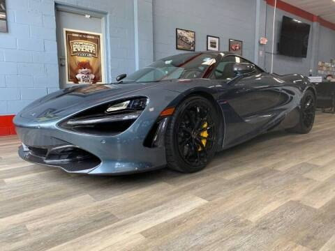 2018 McLaren 720S for sale at The Car Store in Milford MA