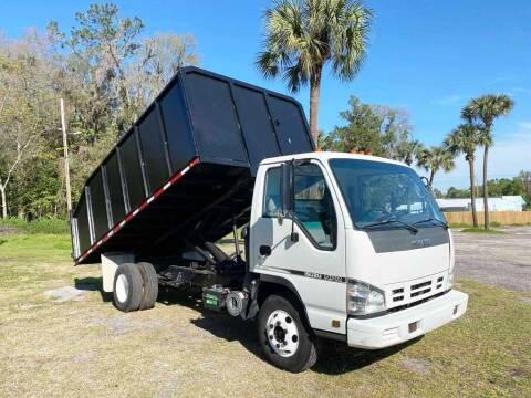 2006 Isuzu NPR for sale at Scruggs Motor Company LLC in Palatka FL