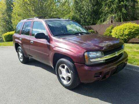 2007 Chevrolet TrailBlazer for sale at Money Man Pawn (Auto Division) in Black Diamond WA
