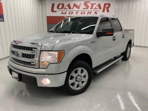 2013 Ford F-150 for sale at Loan Star Motors in Humble TX