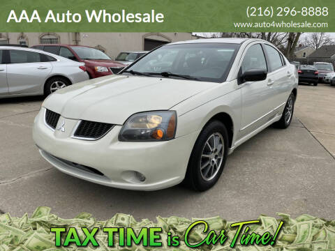 2005 Mitsubishi Galant for sale at AAA Auto Wholesale in Parma OH