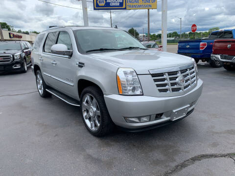 2010 Cadillac Escalade for sale at Summit Palace Auto in Waterford MI