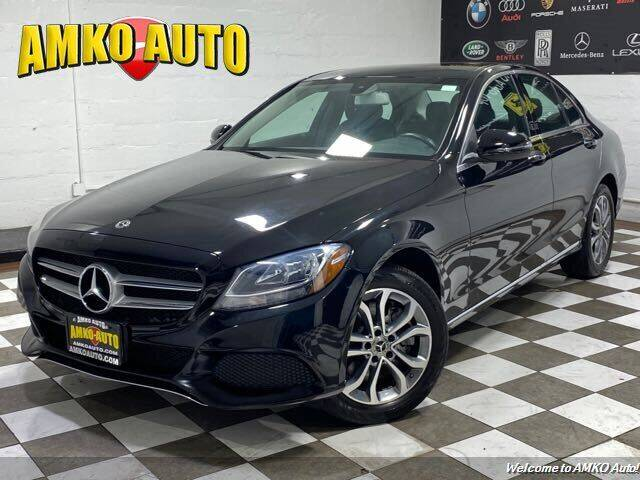 2018 Mercedes-Benz C-Class for sale in Waldorf, MD
