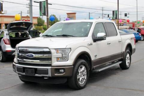 2016 Ford F-150 for sale at Preferred Auto Fort Wayne in Fort Wayne IN
