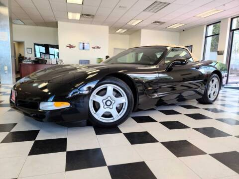 1998 Chevrolet Corvette for sale at Cool Rides of Colorado Springs in Colorado Springs CO