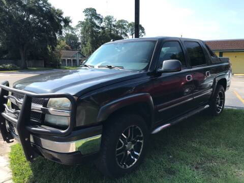 2004 Chevrolet Avalanche for sale at Import Auto Brokers Inc in Jacksonville FL