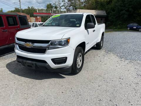 2016 Chevrolet Colorado for sale at THE AUTOMOTIVE CONNECTION in Atkins VA
