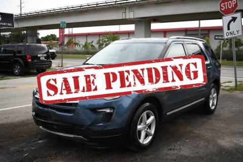 2019 Ford Explorer for sale at STS Automotive - Miami, FL in Miami FL