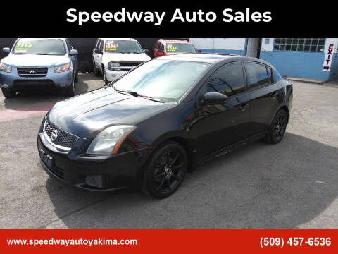 2007 Nissan Sentra for sale at Speedway Auto Sales in Yakima WA