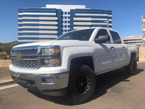 2014 Chevrolet Silverado 1500 for sale at Day & Night Truck Sales in Tempe AZ