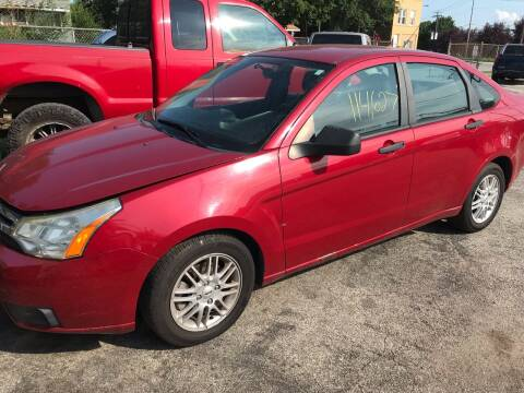 2009 Ford Focus for sale at 10th Ward Auto Sales, Inc in Chicago IL