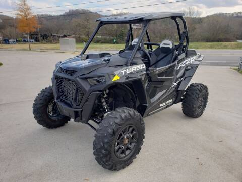 2020 Polaris Rzr XP Turbo for sale at HIGHWAY 12 MOTORSPORTS in Nashville TN