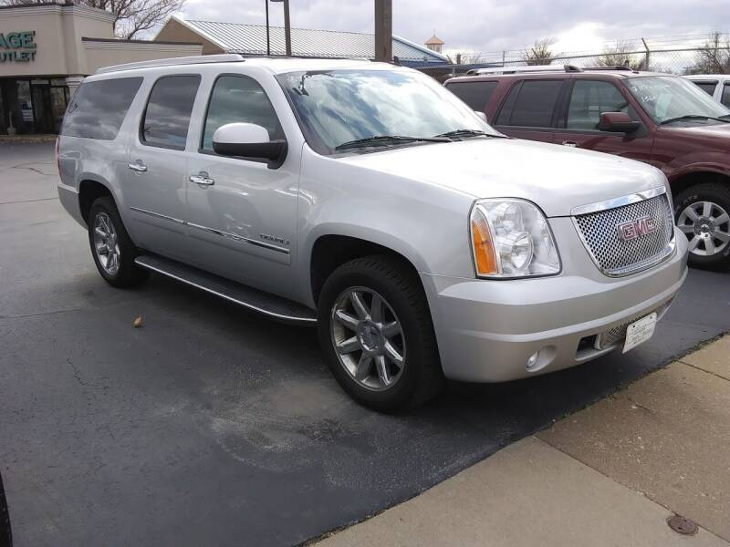 2012 GMC Yukon XL for sale at Village Auto Outlet in Milan IL