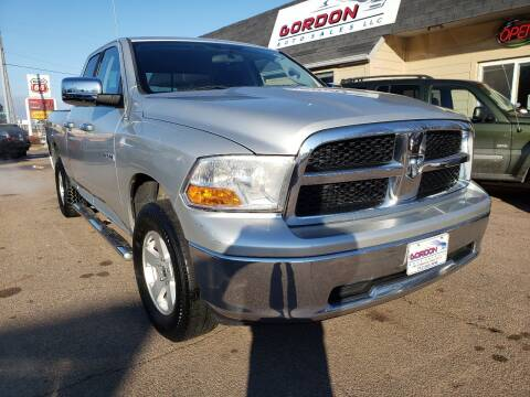 2009 Dodge Ram Pickup 1500 for sale at Gordon Auto Sales LLC in Sioux City IA